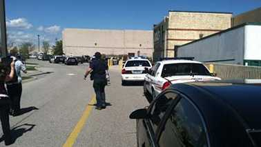 Shooting at community college campus inside NRV mall