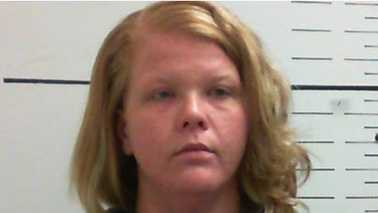 Christy Lynn Sawyers (Surry County Jail)