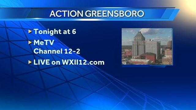 Action Greensboro promo
