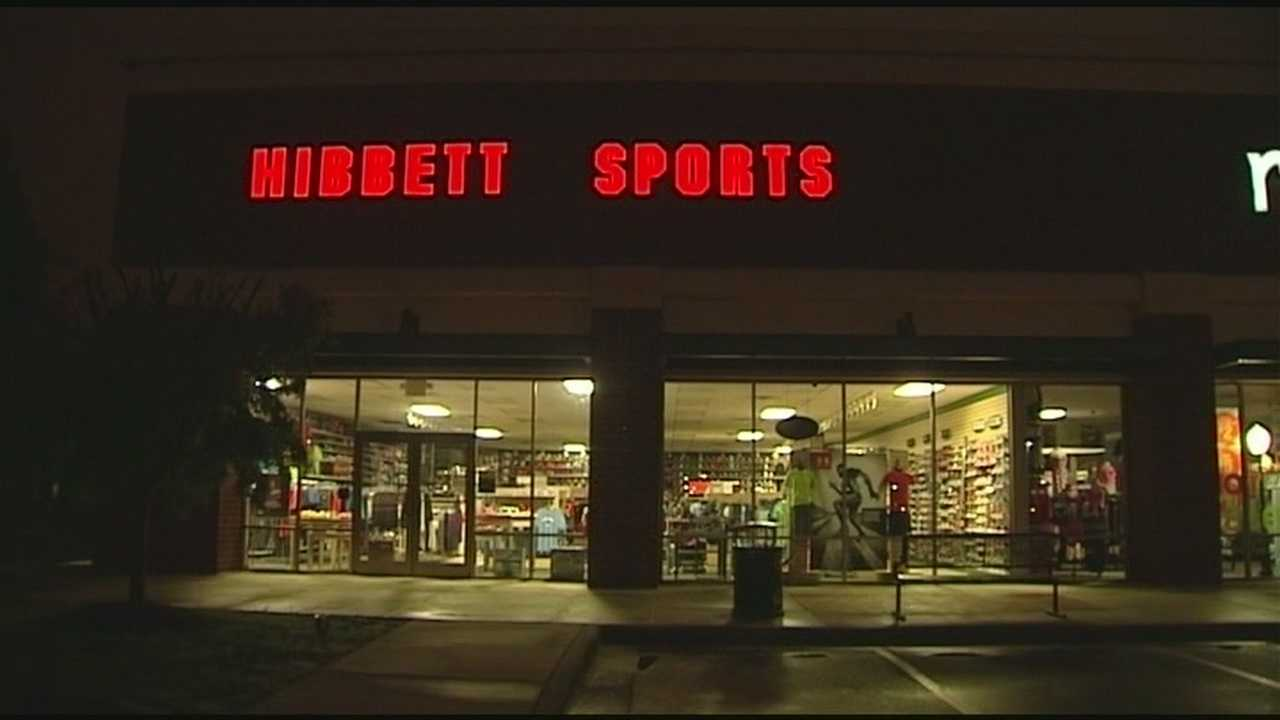 Sporting Goods store robbed in Kernersville
