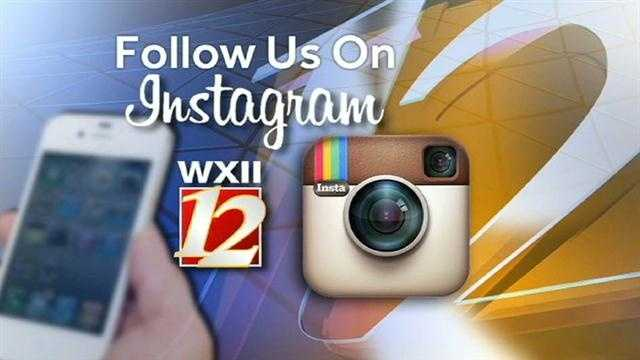 Follow Us on WXII 12 with Instagram and upload your photos. Click here to see WXII 12 Sunrise Crew Photos.