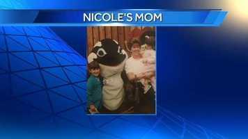 WXII 12's Anchor Nicole's mom.