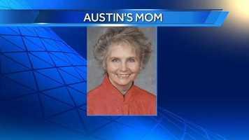 WXII 12's Meteorologist Austin's mom.