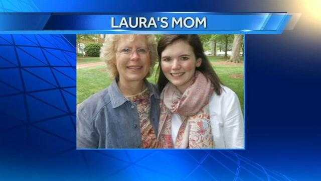 WXII 12 Producer Laura's mom.