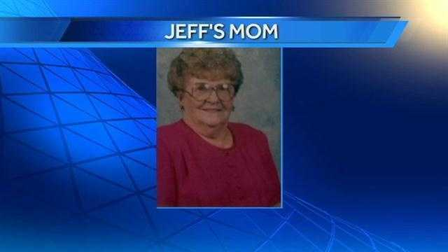 WXII 12's Director Jeff's mom.