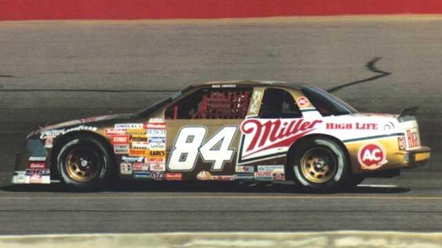Dick Trickle car 1989