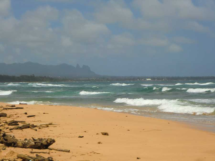 Wonderful beaches all over Hawaii's Islands to enjoy and some are more deserted than others for honeymoon getaways.