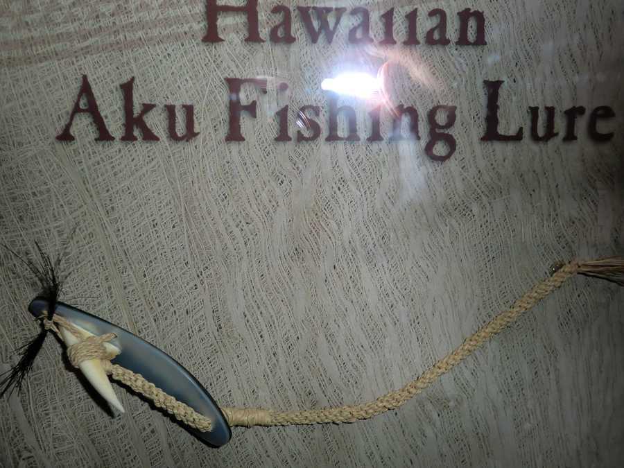 Austin would enjoy using an Hawaiian Aku Fishing Lure to catch his next big fish!