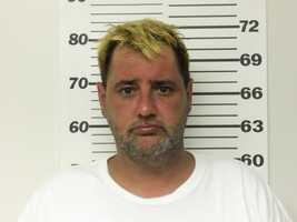 Clifton Eugene Bates, 41, King, trafficking opium/heroin and self controlled substance within 1,000 feet of school