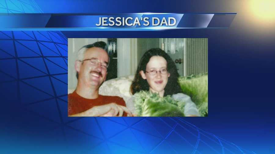 Producer Jessica with her Dad.