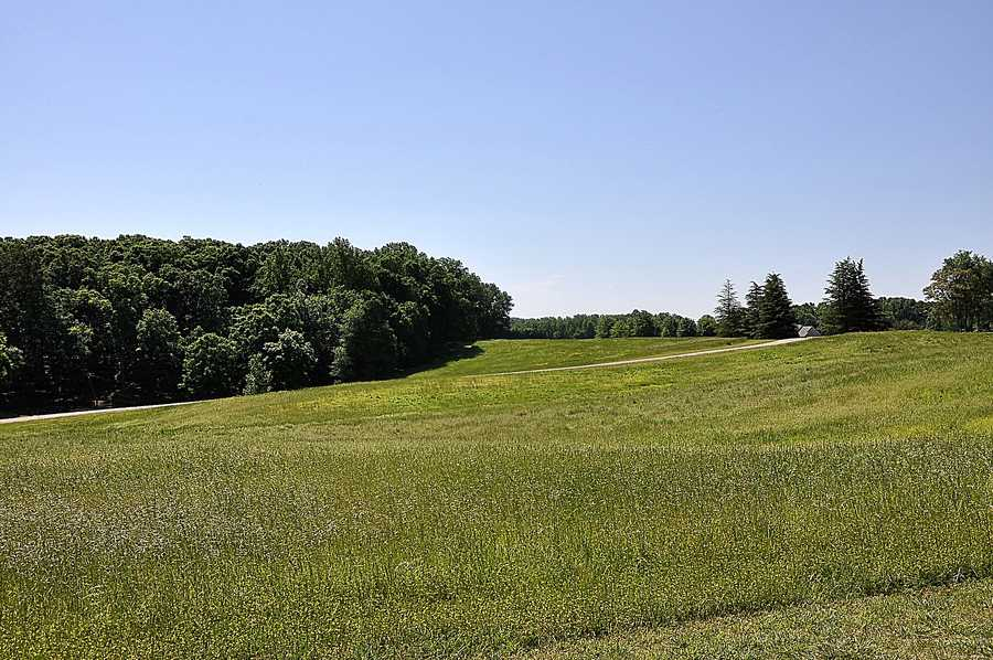 The property is priced at $3.7 Million with 123 acres or $2.4 Million with 20 acres.