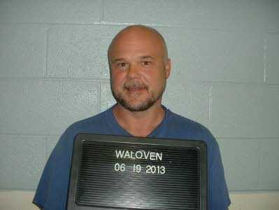 Michael Daniel Waloven, 44, of Hamptonville was arrested and charged with sell and deliver a schedule II controlled substance, sell and deliver a schedule IV controlled substance, PWIMSD schedule II and PWIMSD schedule IV controlled substance.