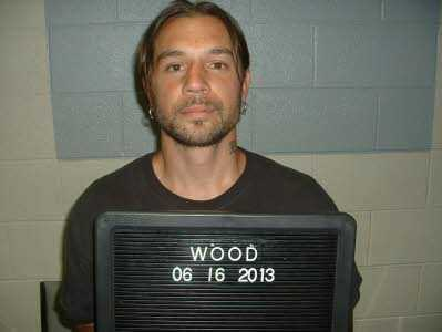 Robert Charles Wood, 33 of Hamptonville was arrested and charged with manufacture marijuana and PWIMSD scheduled IV controlled substance.