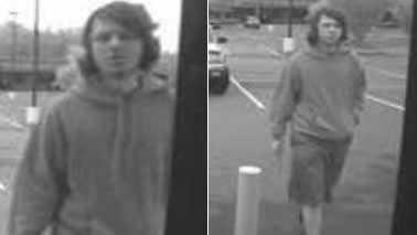 Surveillance images from Cash Points ATM