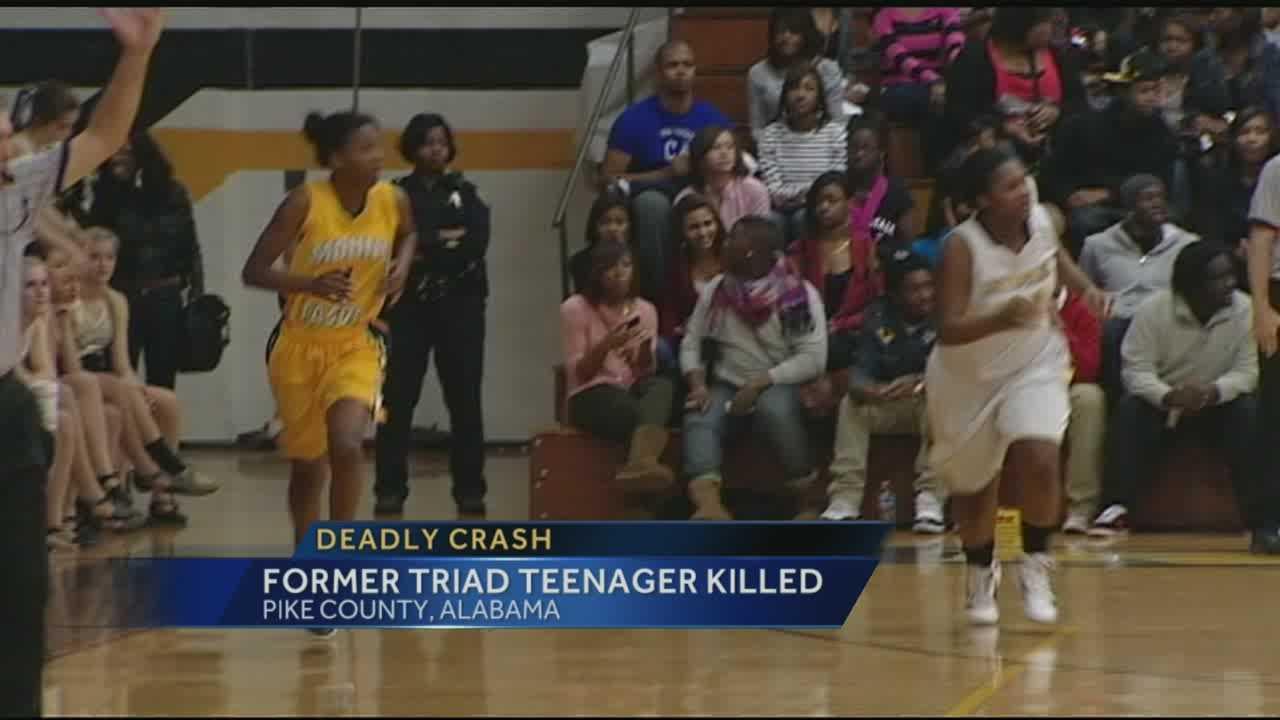 Former Triad Basketball Player Dies In Crash