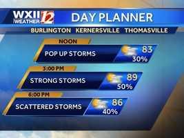 Piedmont day planner