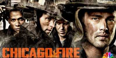 """Chicago Fire: SEASON PREMIERE OCT 11 