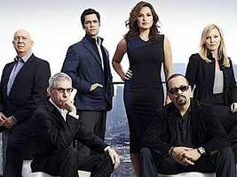 """Law & Order SVU: SEASON PREMIERE SEPT 21 