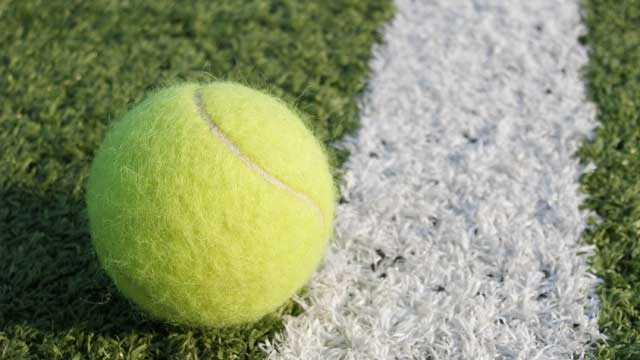 tennis ball, grass court, Wimbledon generic