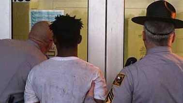 Gaston County juvenile inmate escape