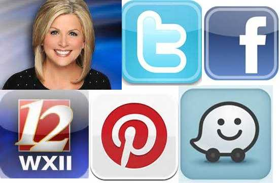 Kim's Favorite apps: Pinterest: A tool for collecting and organizing things you loveWaze: The world's fastest-growing community-based traffic and navigation app. Join other drivers in your area who share real-time traffic and road info, saving everyone time and gas money on their daily commute.WXII: Carry WXII 12 with you wherever you go and connect to local news.Twitter: Check Twitter from your mobile device.Facebook: Check your Facebook on your mobile device.