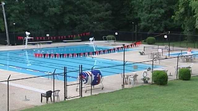 Brookside Swim Club in Lexington