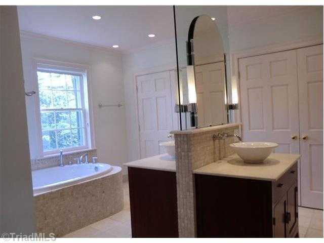 One of five Bathrooms