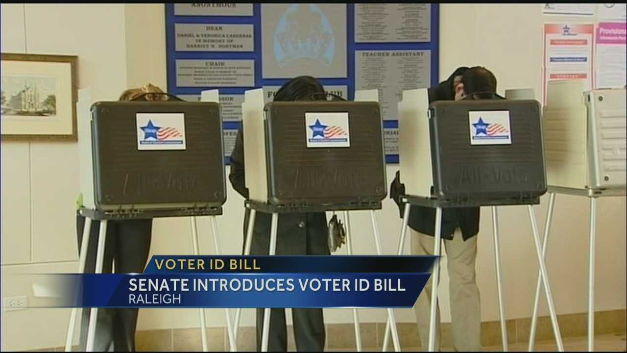 New voter ID law