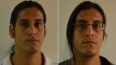Julio Antonio Janez mugshots from Monday and Thursday