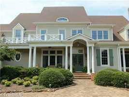 Front Exterior with beautiful landscape