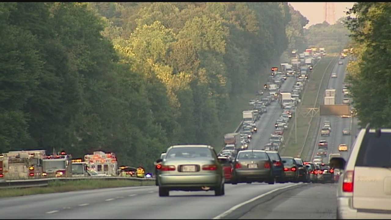 37 cars involved in Forsyth Co. crash