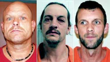 L-R: Sonny Hyatt, Thomas Imler and Eric Schmidt