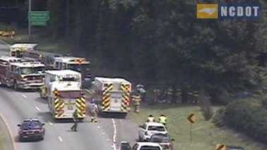 Highway 29 crash