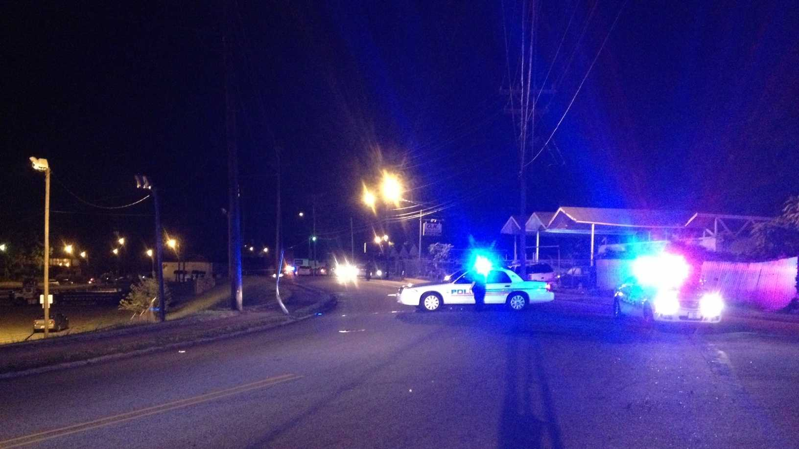 Police are investigating a deadly shooting that happened early Friday morning on Northwest Blvd. in Winston-Salem.