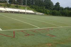 North Forsyth's athletic director offered an apology, as well as to help in the investigation, Reagan officials said.