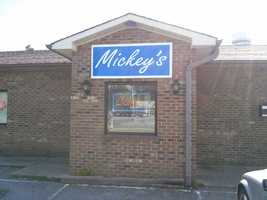 This week I make a stop at Mickey's (Used to be Bill and Leah's) in Kernersville