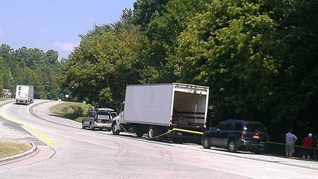 I-85 rest stop stabbing