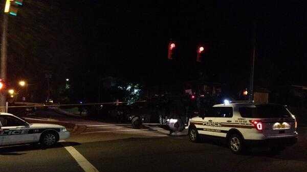 Police Kill Suspect on NCCU Campus