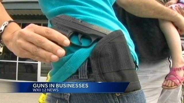 House Bill 937 will allow permit holders to carry a concealed firearm inside bars and restaurants that serve alcohol.