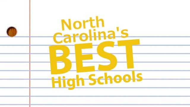 Find out which high schools in North Carolina made the U.S. News & World Report's Top 30 ranking.