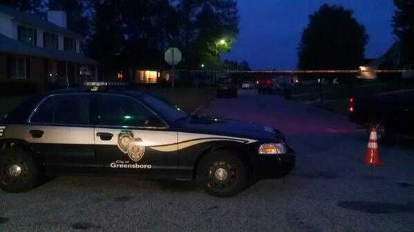 Police found a body in a Greensboro home on Hyalyn Court late Wednesday night.