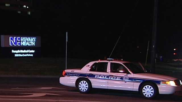 Silas Creek Parkway deadly pedestrian crash