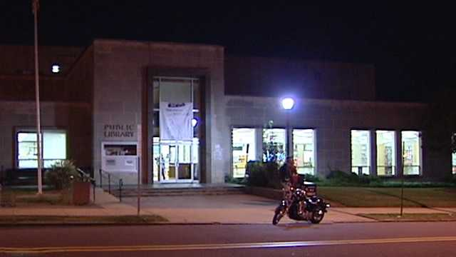 Forsyth County Library sexual assault report