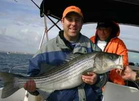 17. Austin is still frustrated that the biggest fish caught during Austin Outdoors was by his cameraman Jeff Amernick.