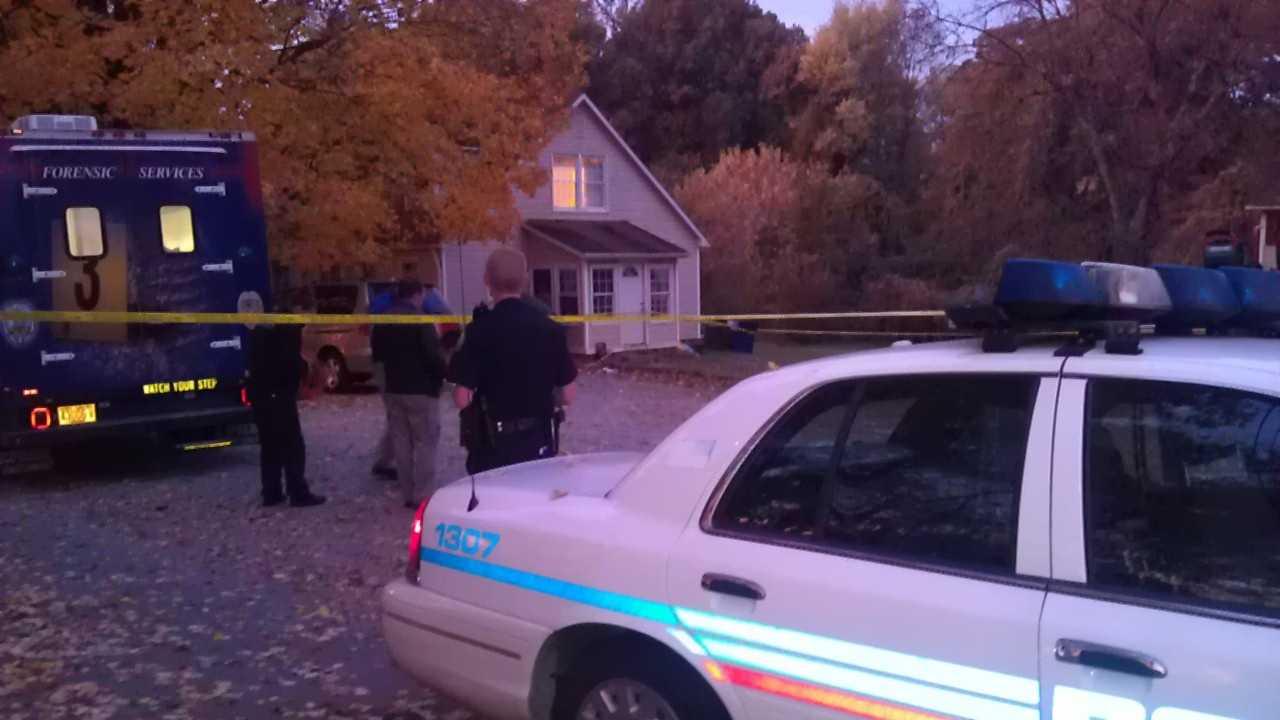 Man shot on Reich St. in Winston-Salem