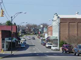 8. Mount Airy has a number of nicknames: Mayberry, The Granite City, The Hosiery Capital, Small Town U.S.A. and The Friendliest City.