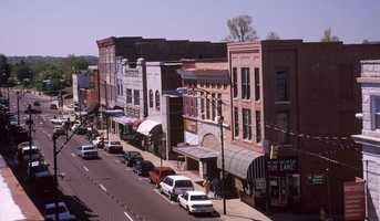 9. There are places named Mount Airy in Georgia, Louisiana, Maryland, Nevada, New Jersey, New York, Ohio, Philadelphia and Virginia. But let's face it, OUR Mount Airy is best!
