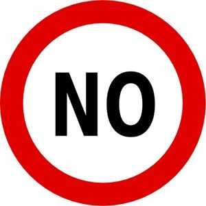 11. This one is simple. Learn to say no.