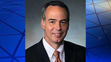 Associate dean Michael Morris