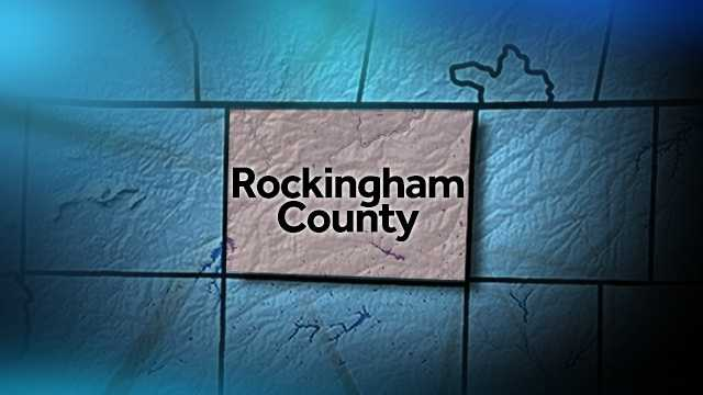 Rockingham County map